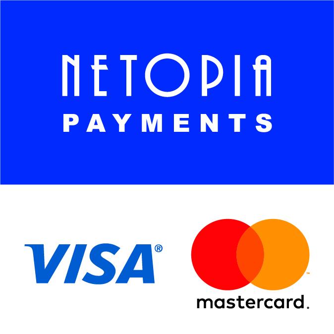 Netopia - Plata cu Card - Visa si Mastercard