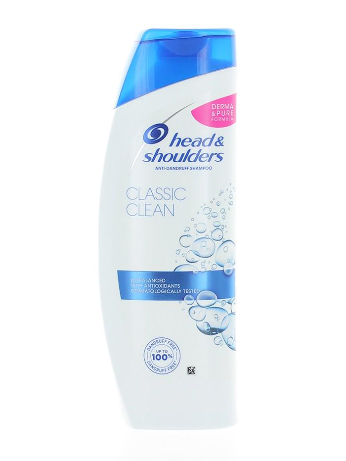 Head & Shoulders Sampon 400 ml Classic Clean imagine produs