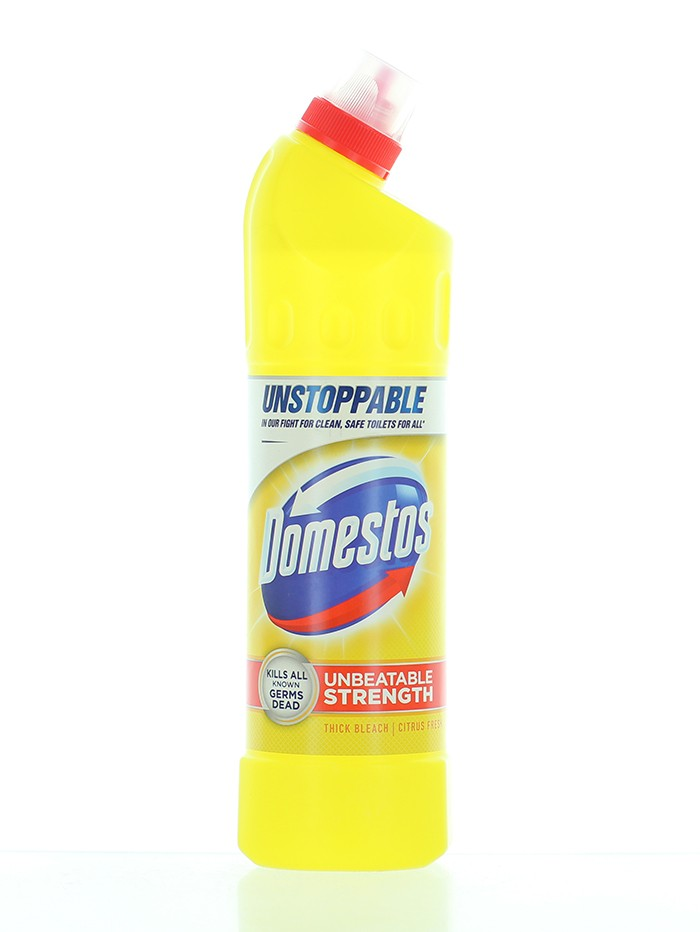Domestos Dezinfectant wc 750 ml Citrus imagine produs