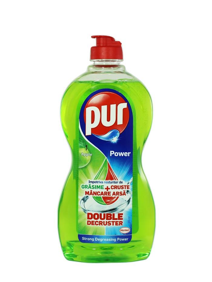 Pur detergent pentru vase 450ml Apple imagine produs