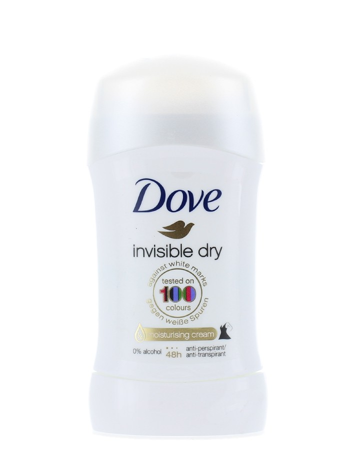 Dove Stick deodorant femei 40 ml Invisible dry imagine produs