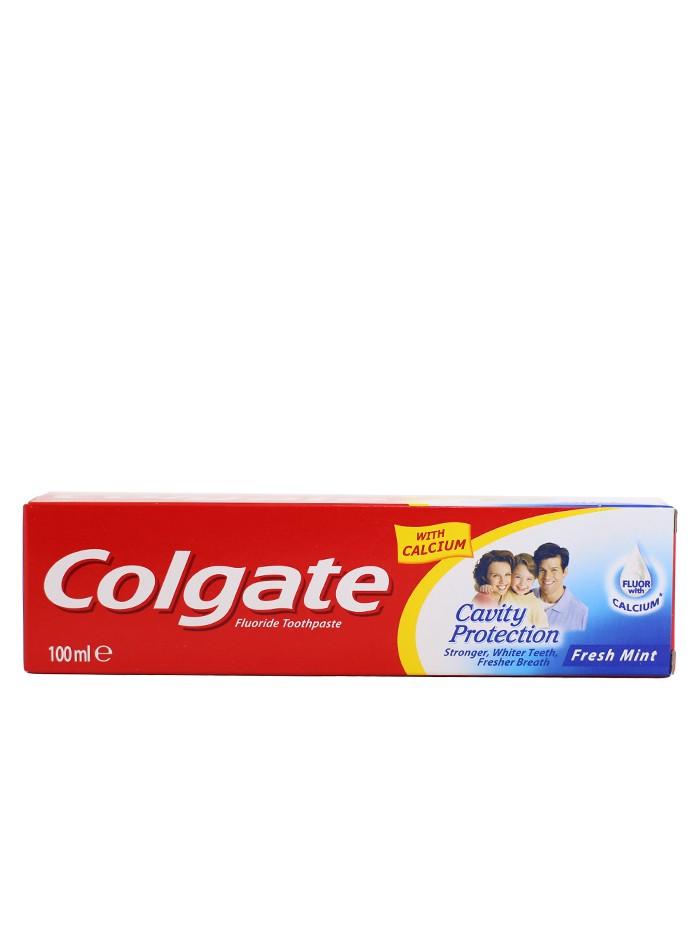 Colgate Pasta de dinti 100 ml Cavity Protection Fresh mint imagine produs