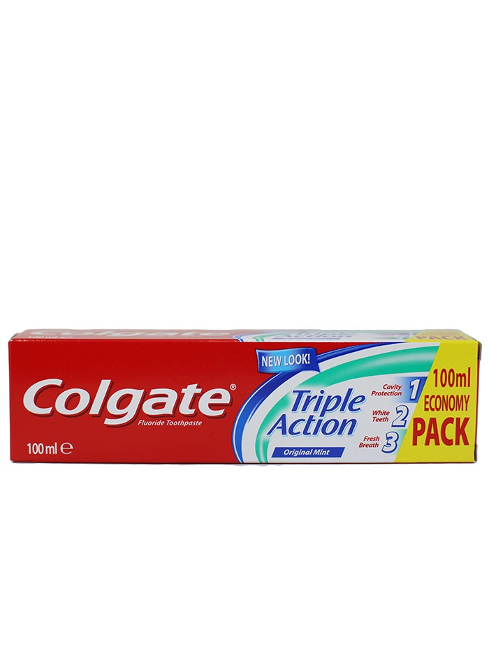 Colgate Pasta de dinti 100 ml Triple Action imagine
