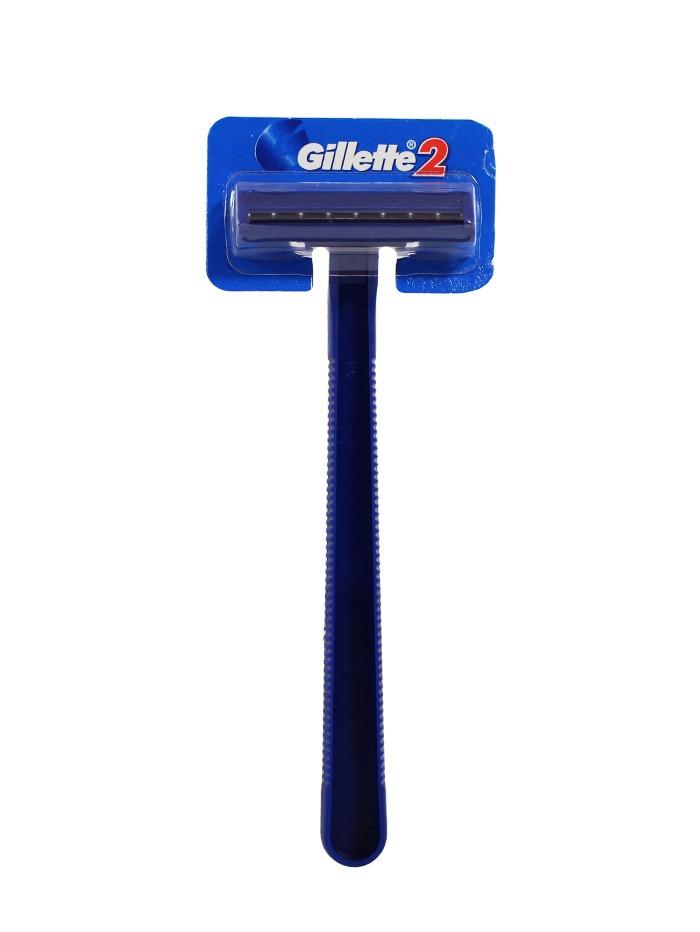 Gillette Aparat de ras 2 Pe card 2 buc imagine produs