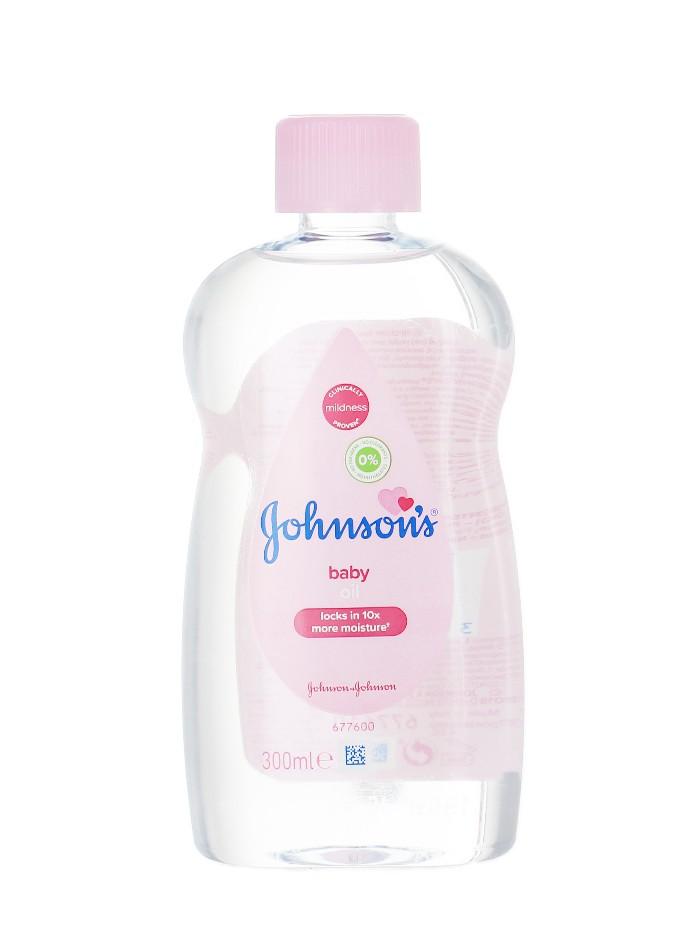 Johnson's Baby Ulei bebe 300 ml imagine produs