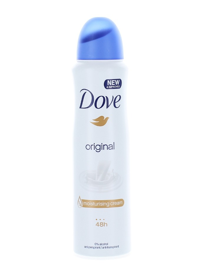 Dove Spray deodorant femei 150 ml Original imagine produs