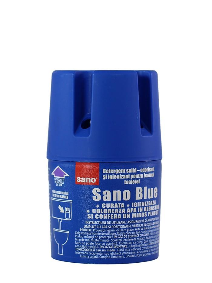 Sano Odorizant wc pentru bazin 150 g Blue imagine produs