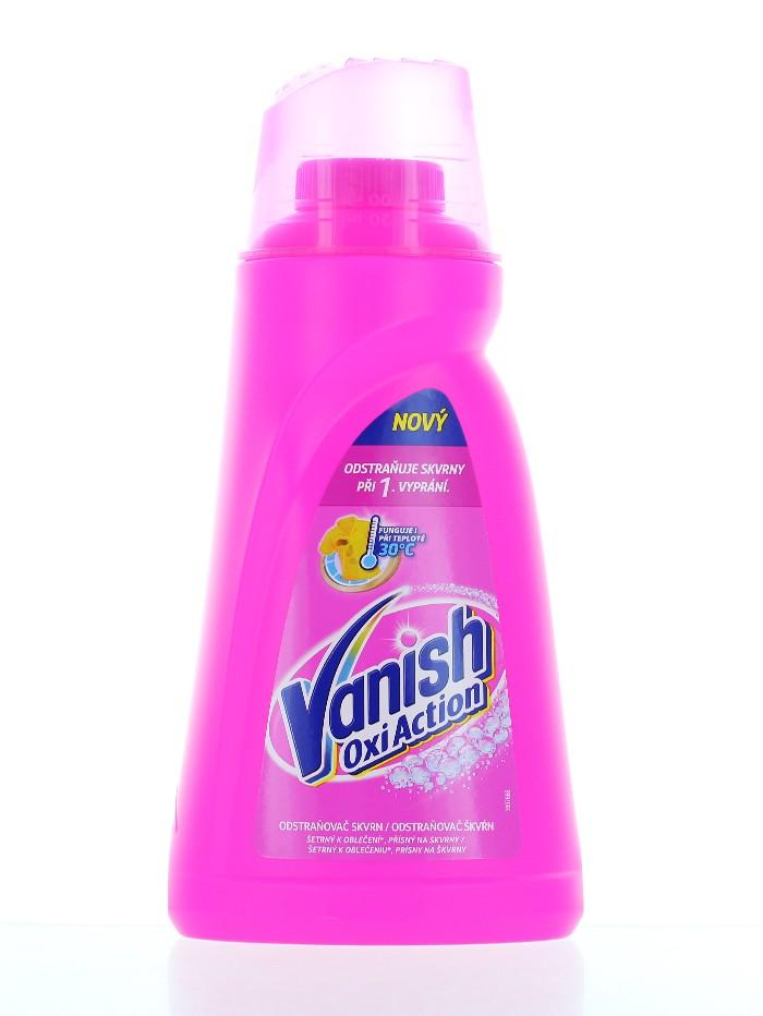 Vanish Detergent indepartare pete 1L Oxi Action imagine produs
