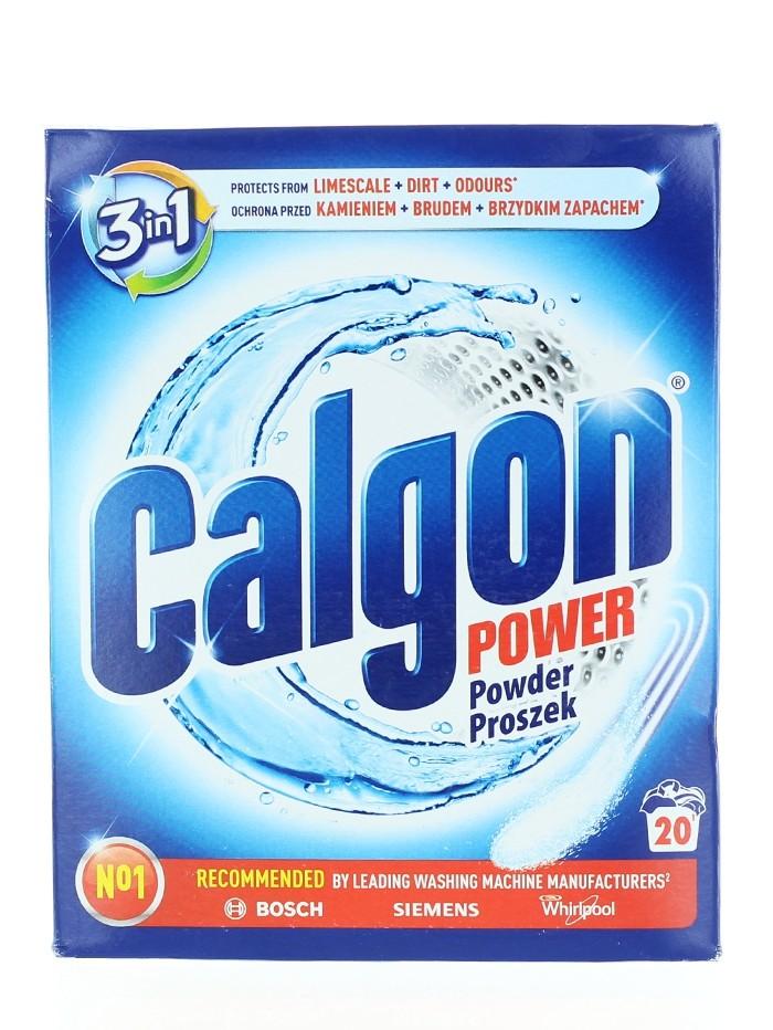 Calgon Anticalcar praf 500 g imagine produs