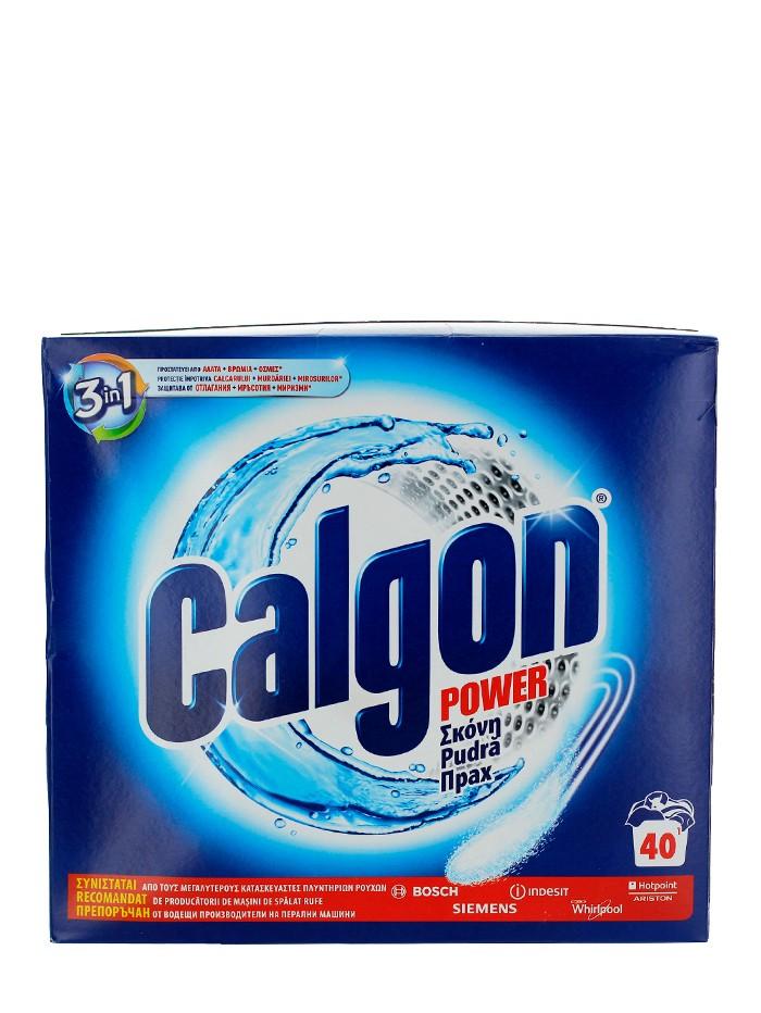 Calgon Anticalcar pudra 2 kg imagine produs