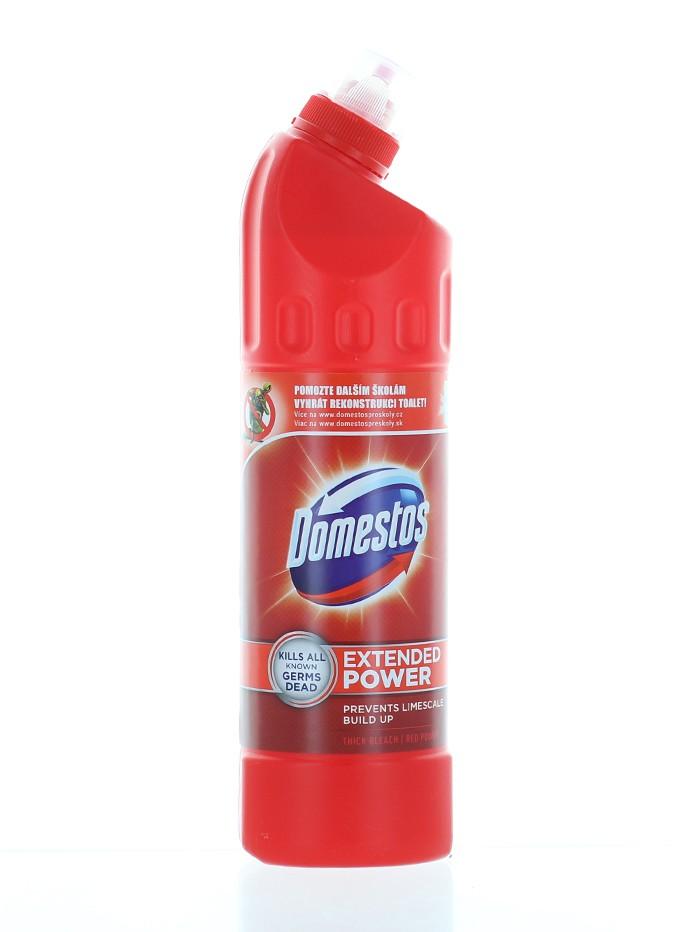 Domestos Dezinfectant WC 750 ml Red Power imagine produs