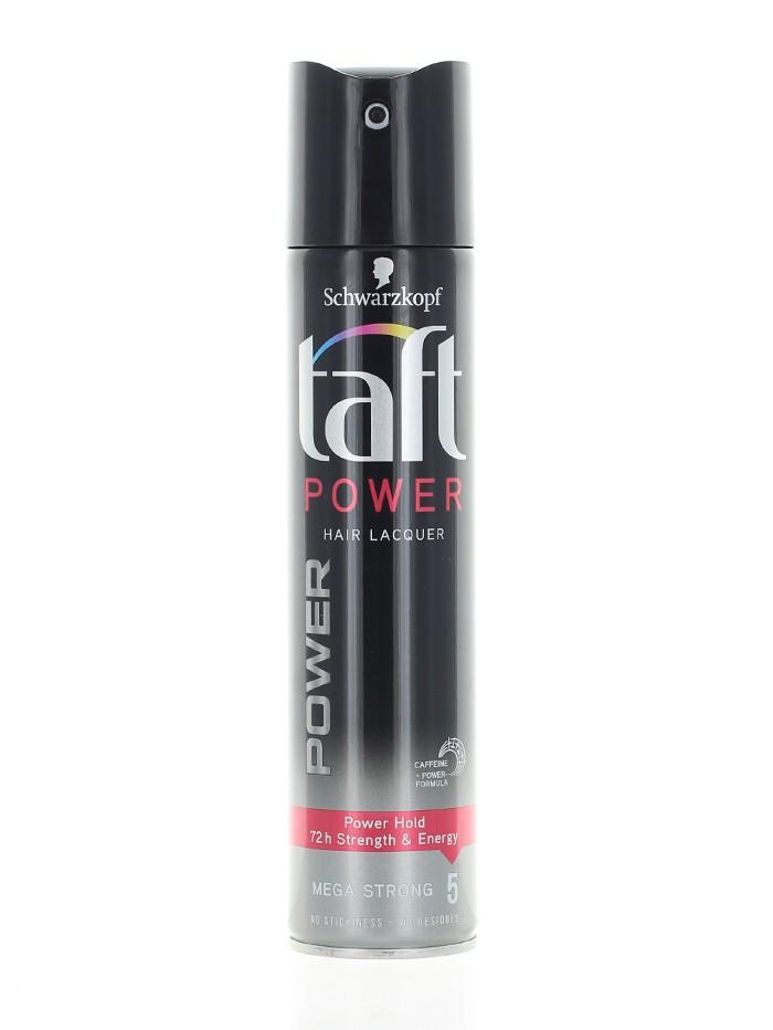 Taft Fixativ de par 250 ml nr.5 Power -Black Koffein imagine produs