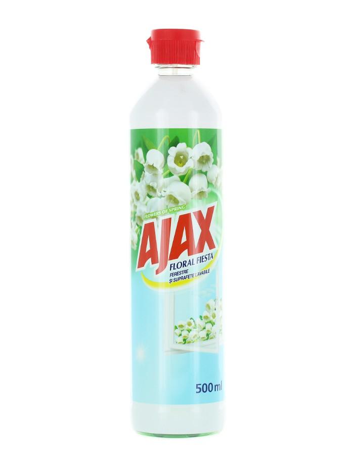 Ajax Solutie curatat geamuri rezerva 500 ml Spring imagine produs