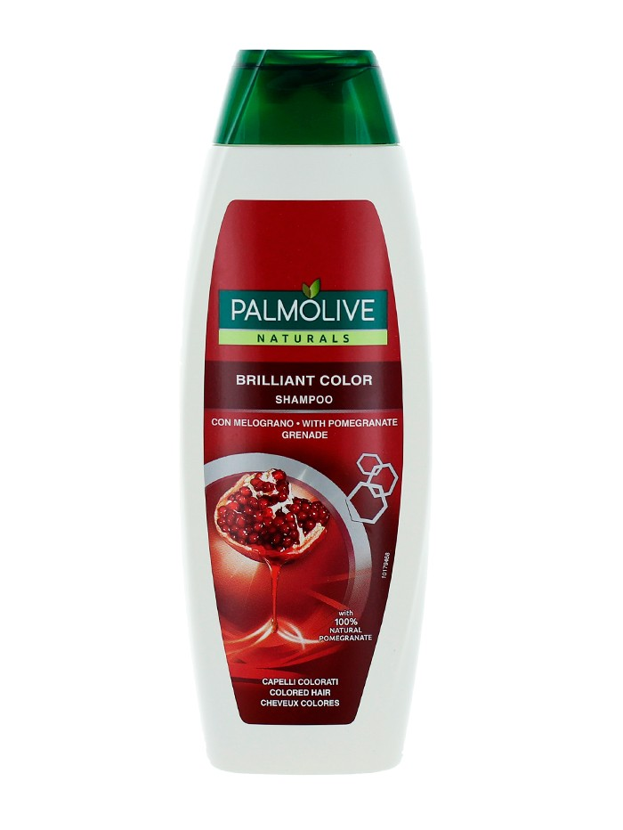Palmolive Sampon 350 ml Brilliant Color imagine produs