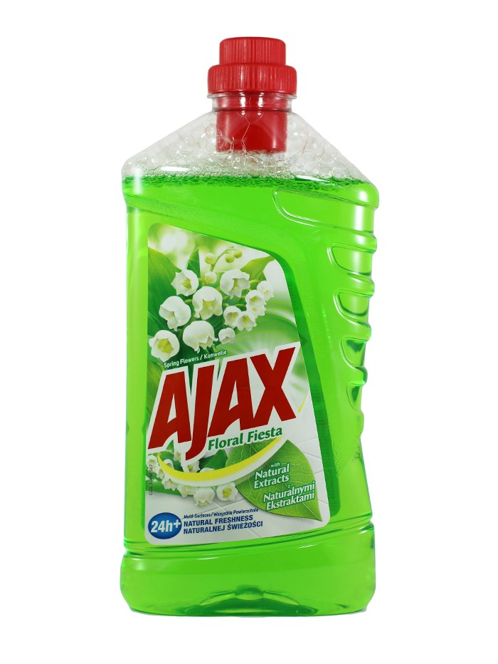 Ajax Detergent Pardoseli 1L Spring Flower imagine produs