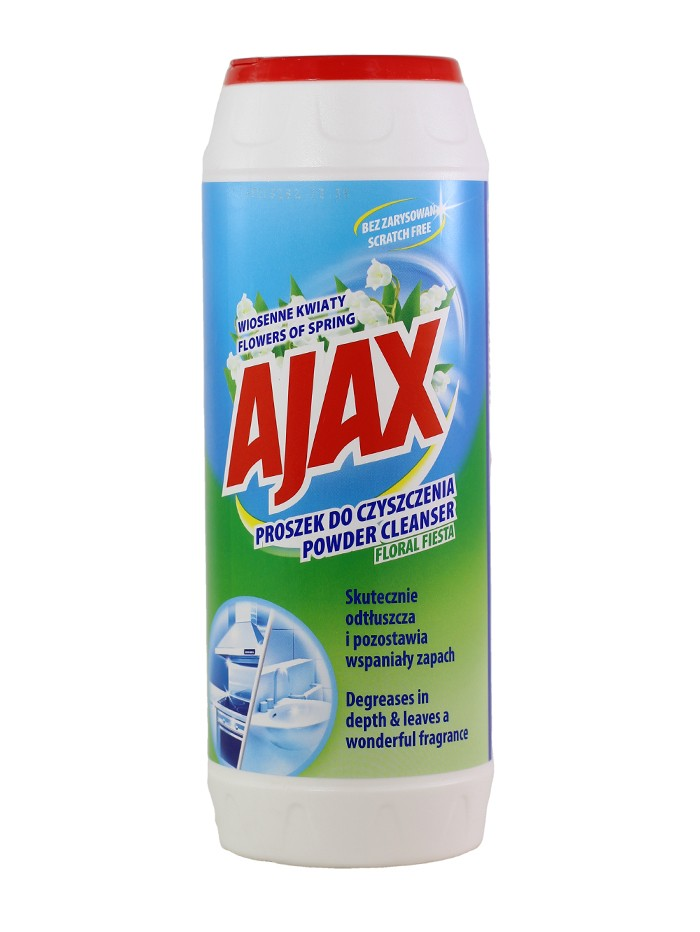 Ajax Praf de curatat 450g Flowers of Spring imagine produs