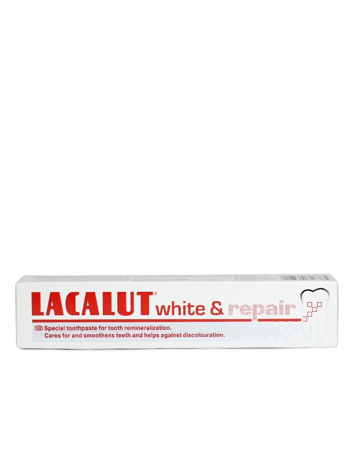 Lacalut Pasta de dinti 75 ml White & Repair imagine