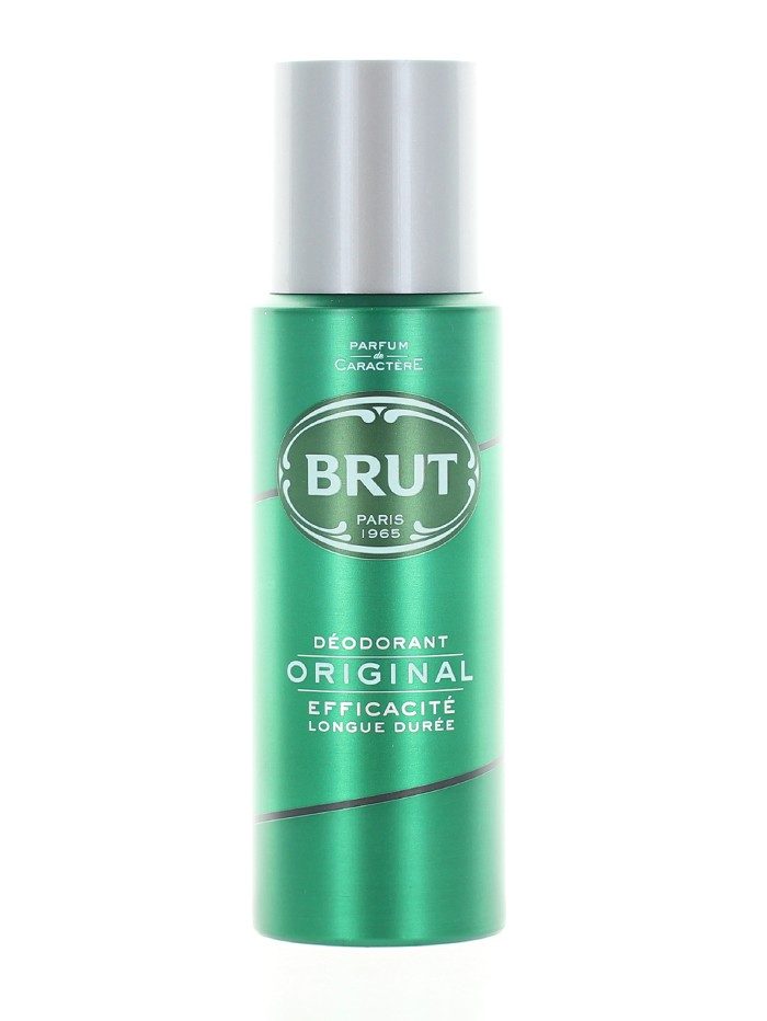 Brut Spray Deodorant 200 ml Original imagine produs