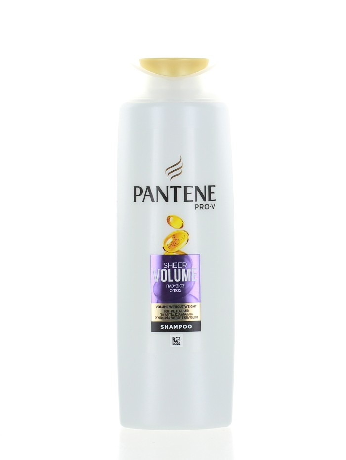 Pantene Sampon 250 ml Sheer Volume imagine produs