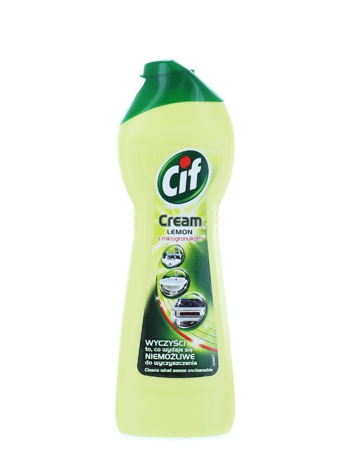 Cif Crema abraziva 250 ml Lemon imagine produs