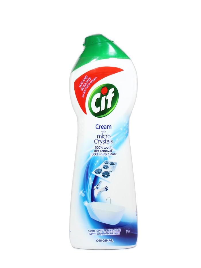 Cif Crema abraziva 250 ml Original imagine produs