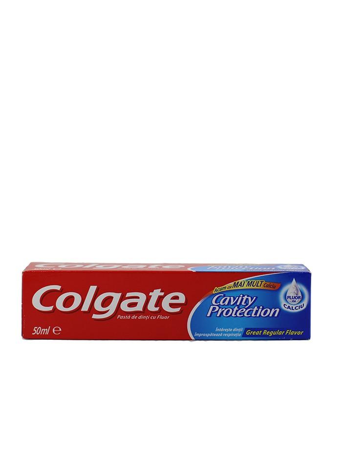 Colgate Pasta de dinti 50 ml Cavity Protection Great Regular Flavor imagine produs