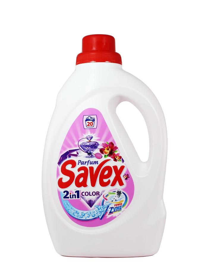 Savex Detergent lichid 1.1 L 20 spalari 2in1 Color imagine produs