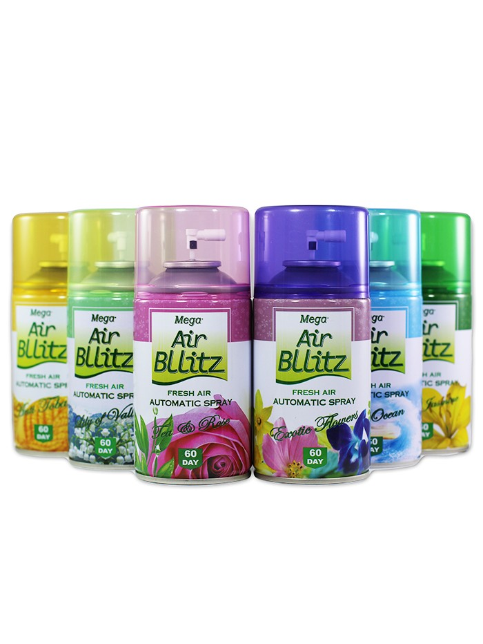 Air Blitz Rezerva odorizant camera 260 ml Diverse Arome imagine produs