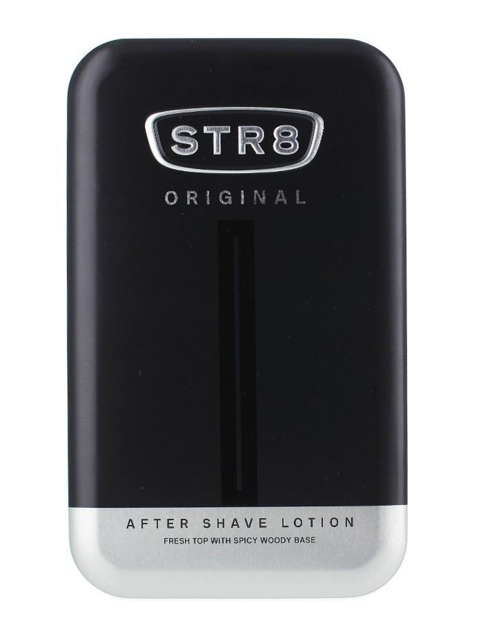 STR8 After Shave in cutie metalica 100 ml Original imagine produs