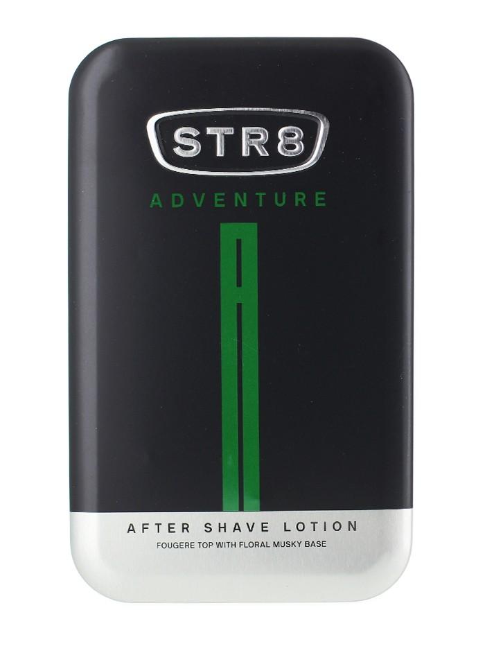 STR8 After Shave in cutie metalica 100 ml Adventure imagine produs