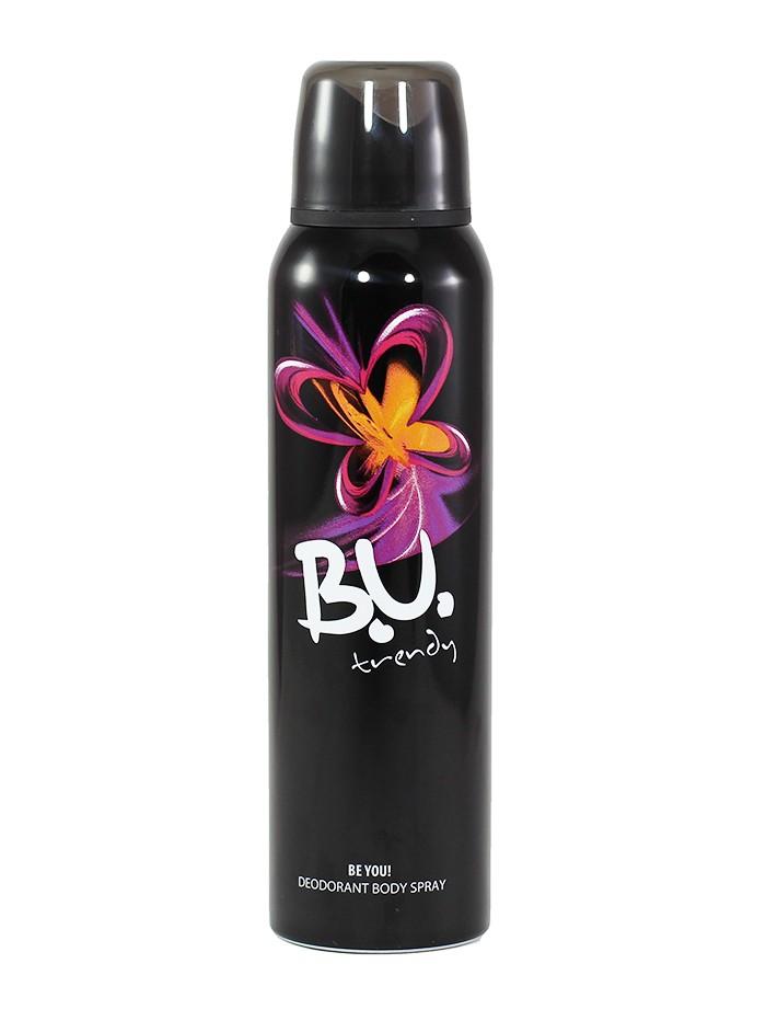 B.U. Spray Deodorant 150 ml Trendy imagine produs