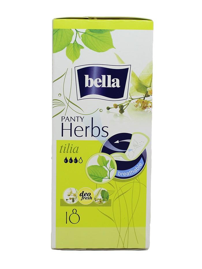 Bella Absorbante subtiri zilnice 18 buc Panty Herbs Tilia imagine produs