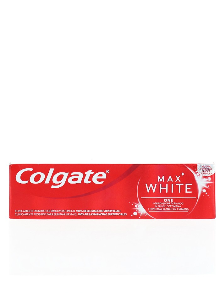 Colgate Pasta de dinti 75 ml Max white One imagine
