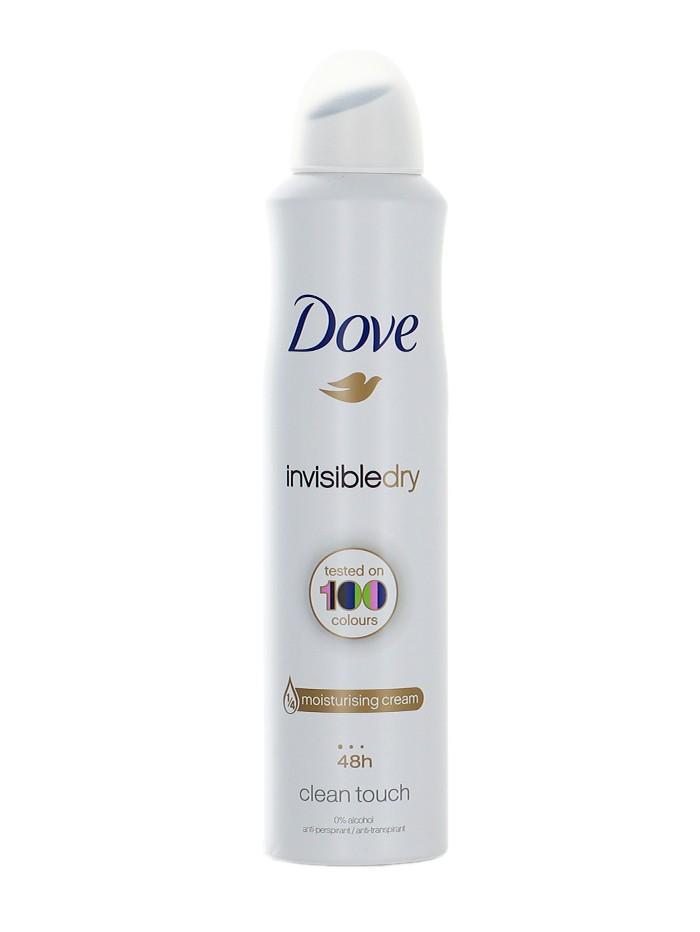 Dove Spray deodorant femei 250 ml Invisible Dry imagine produs