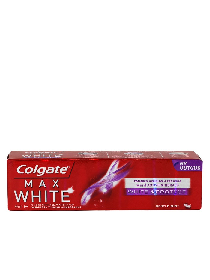 Colgate Pasta de dinti 75 ml Max white White & Protect imagine