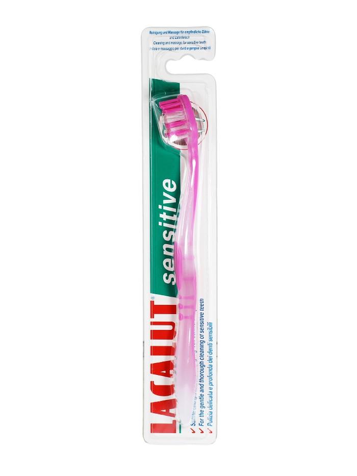 Lacalut Periuta de dinti 1 buc Sensitive imagine produs