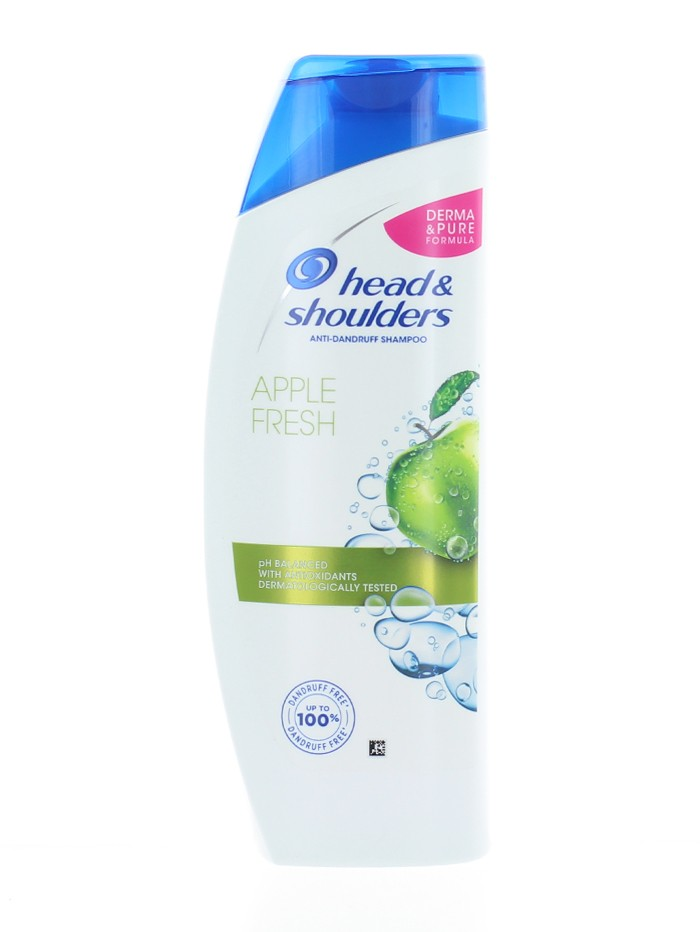 Head & Shoulders Sampon 400 ml Apple Fresh imagine produs