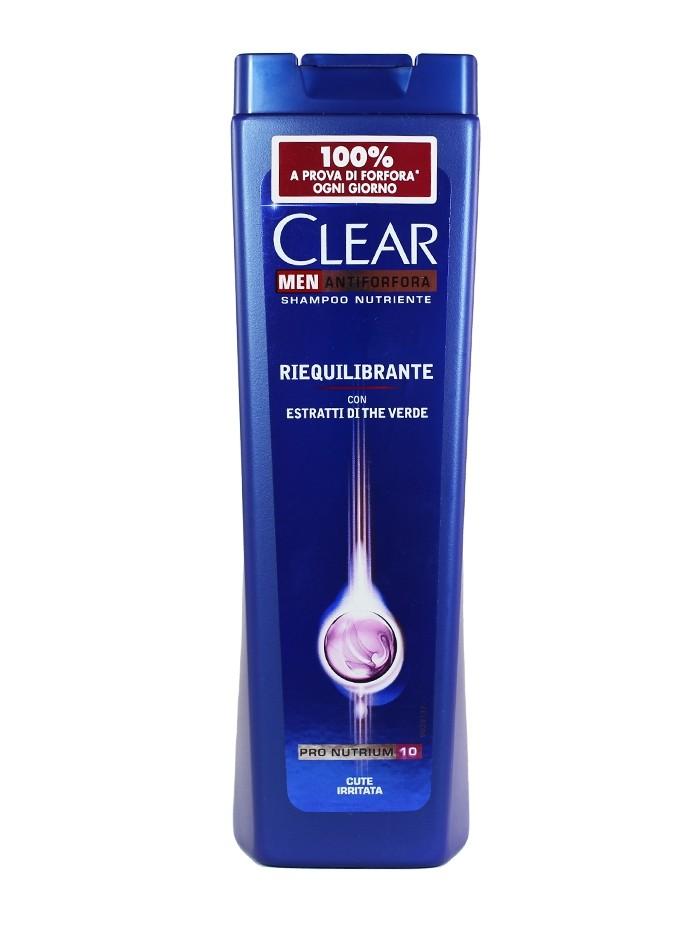 Clear Sampon Barbati 250 ml Riequilibrante imagine