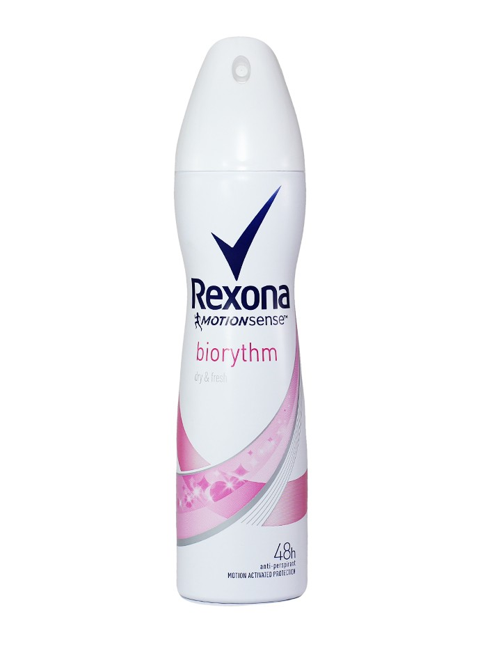Rexona Spray deodorant femei 150 ml Biorythm imagine produs
