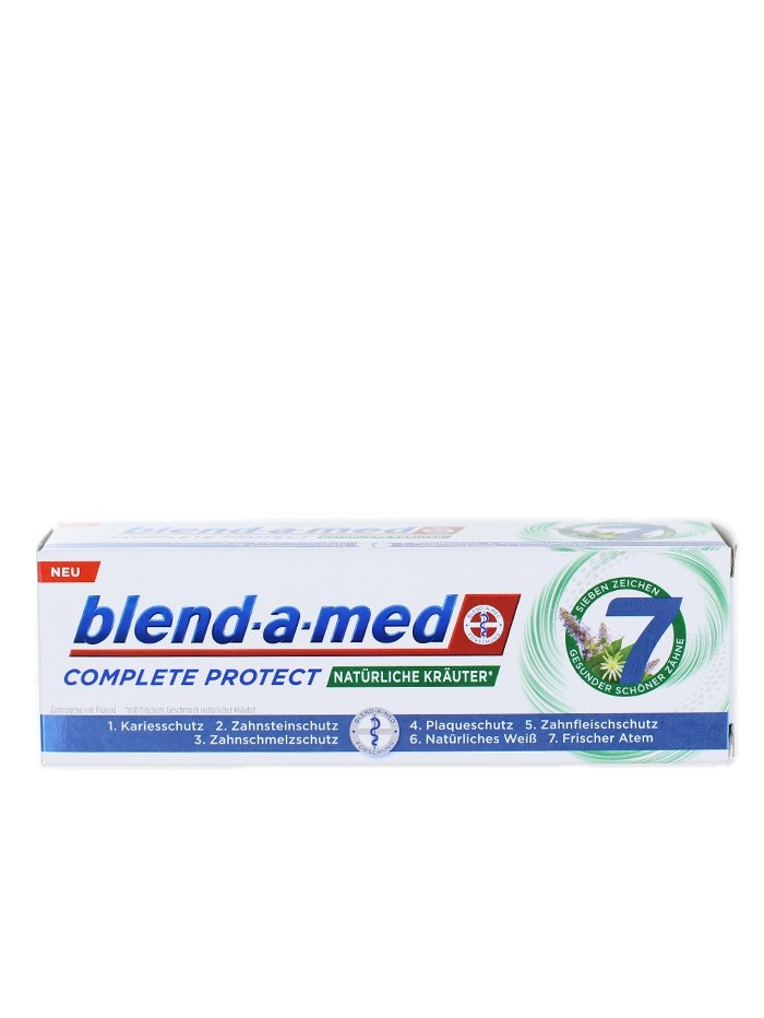 Blend-a-med Pasta de dinti 75 ml Complete 7 Herbal imagine