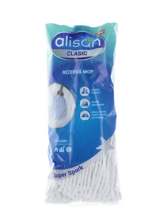 Alisan Rezerva mop bumbac 1 buc 150g imagine produs