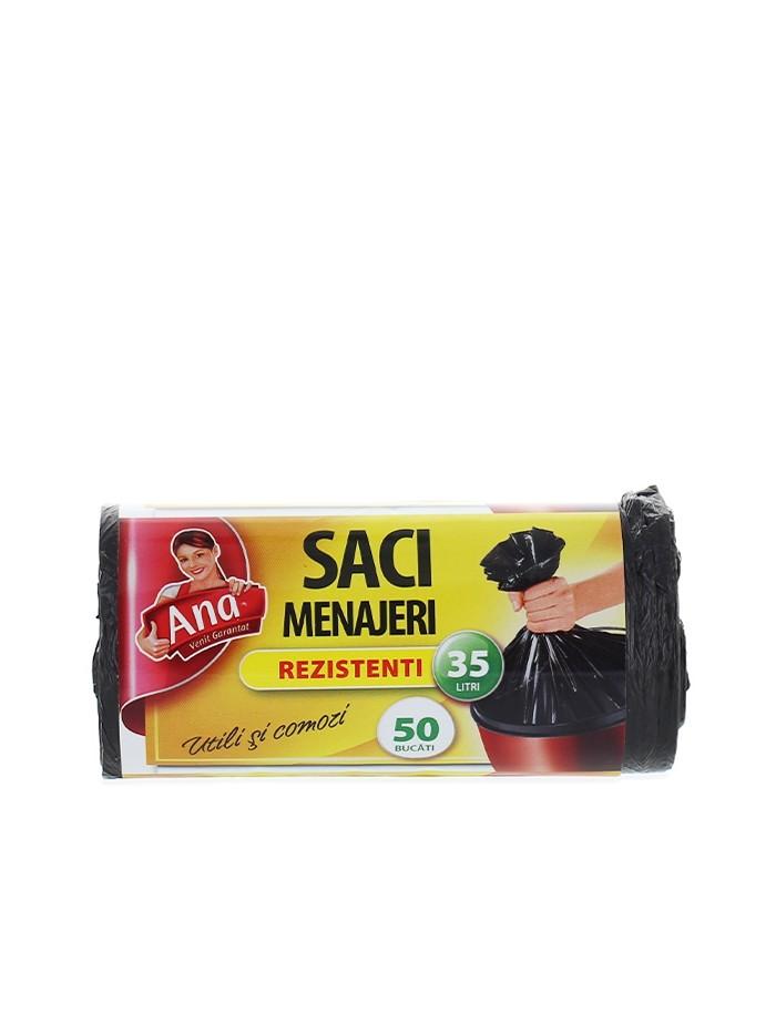 Anna Saci menajeri 35 L 50 buc imagine produs