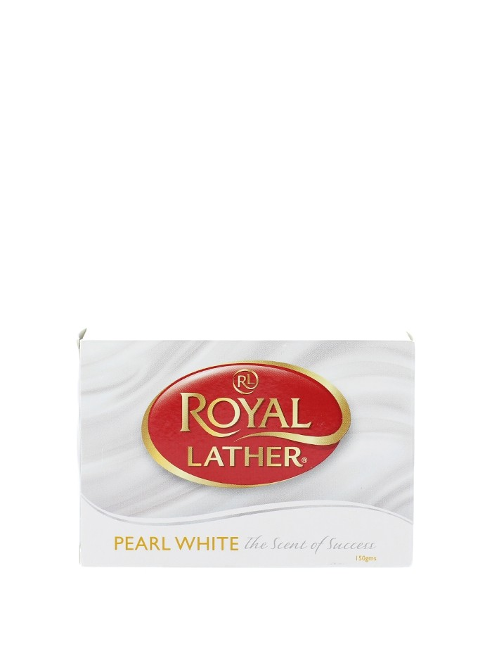 Royal Sapun 150g Pearl White imagine produs