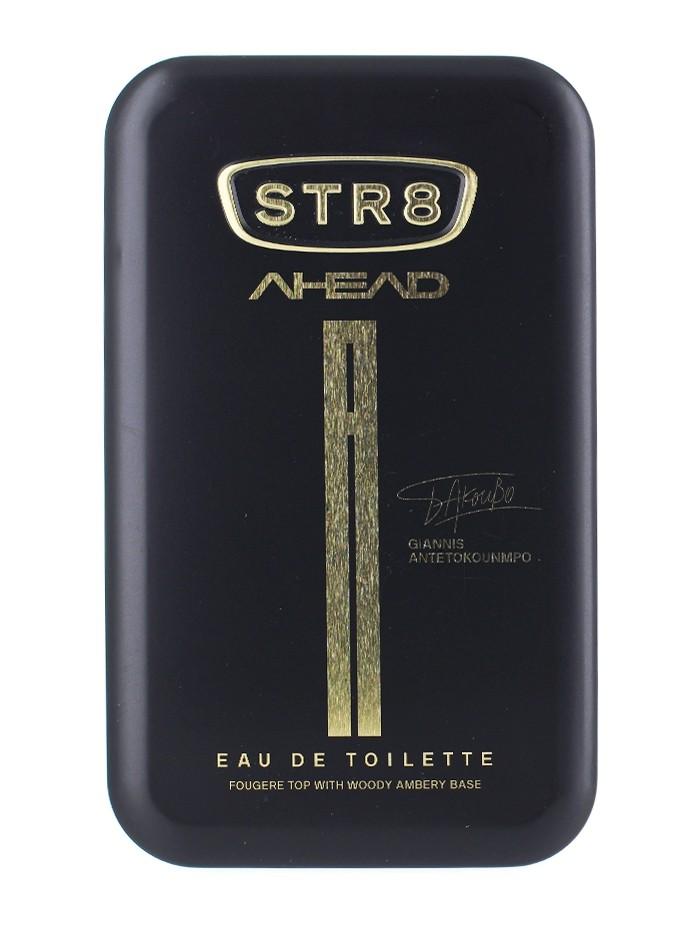 STR8 Parfum in cutie metalica 100 ml Ahead imagine produs