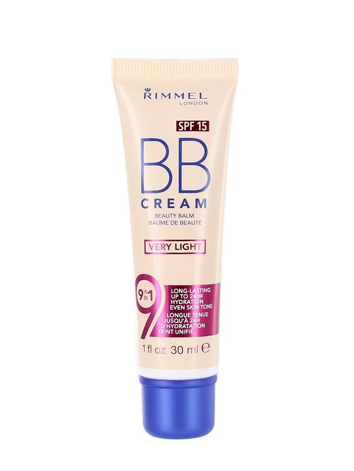 Rimmel BB Crema 30 ml 9in1 Very Light SPF15