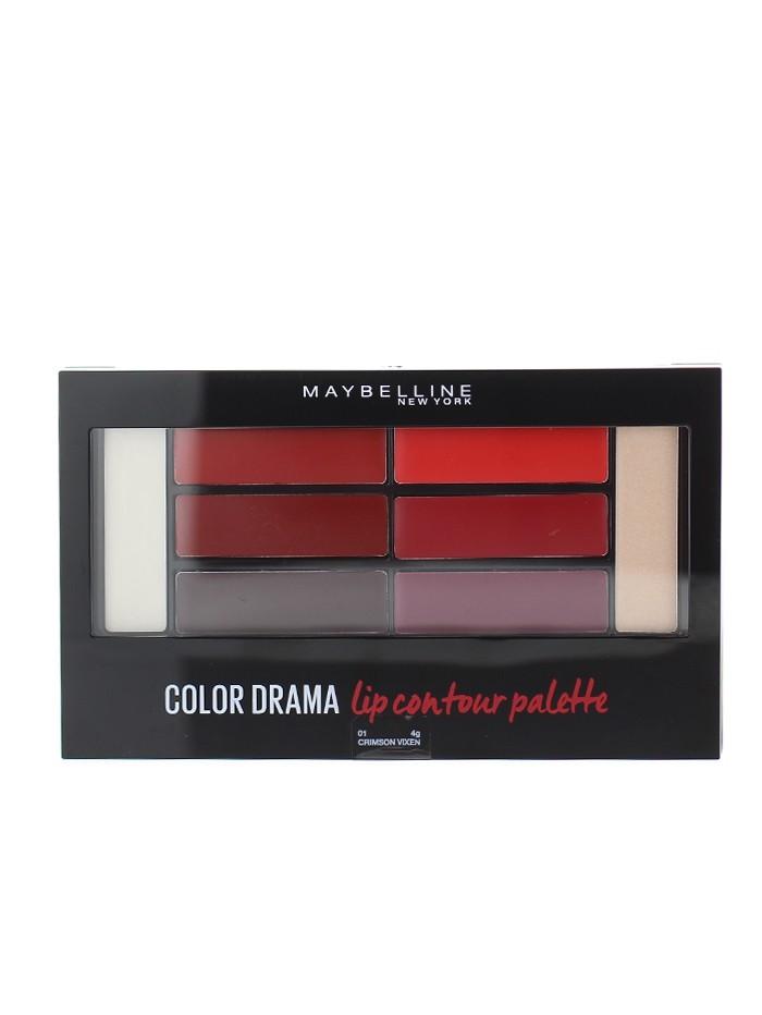 Maybelline Paleta de ruj cu aplicator 4g 01 Crimson Vixen imagine produs