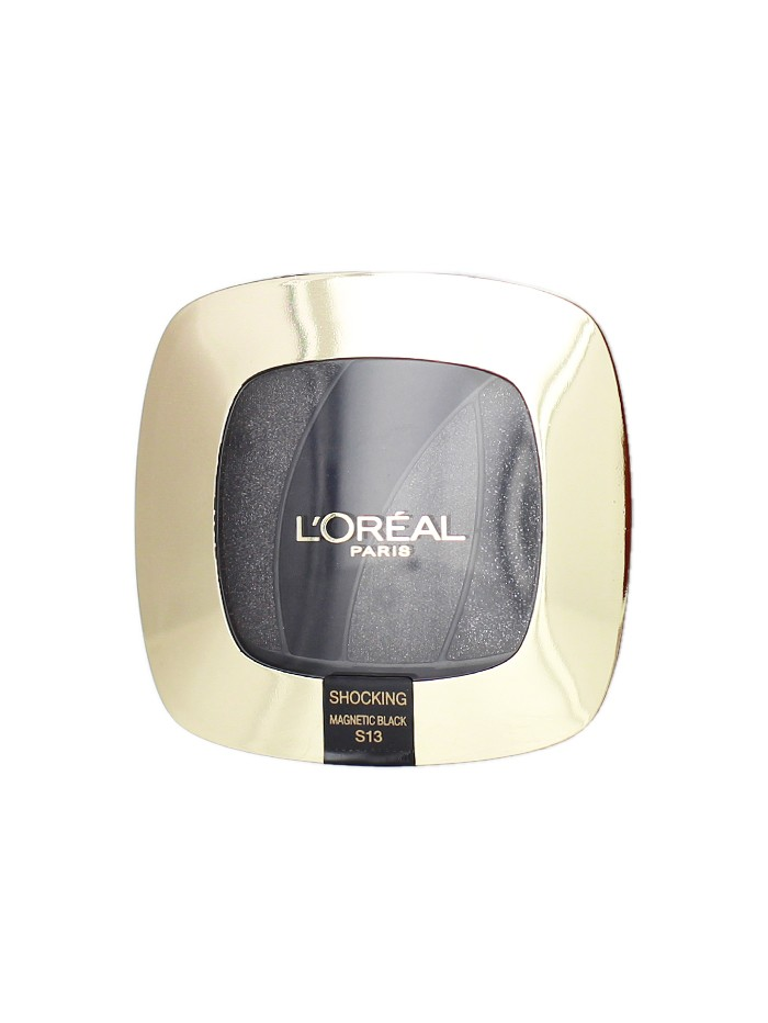 L'oreal Fard pleoape Magnetic Black S13 imagine produs