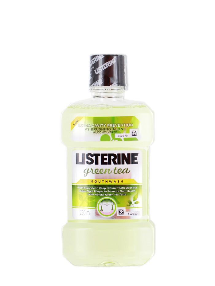 Listerine Apa de gura 250 ml Green Tea