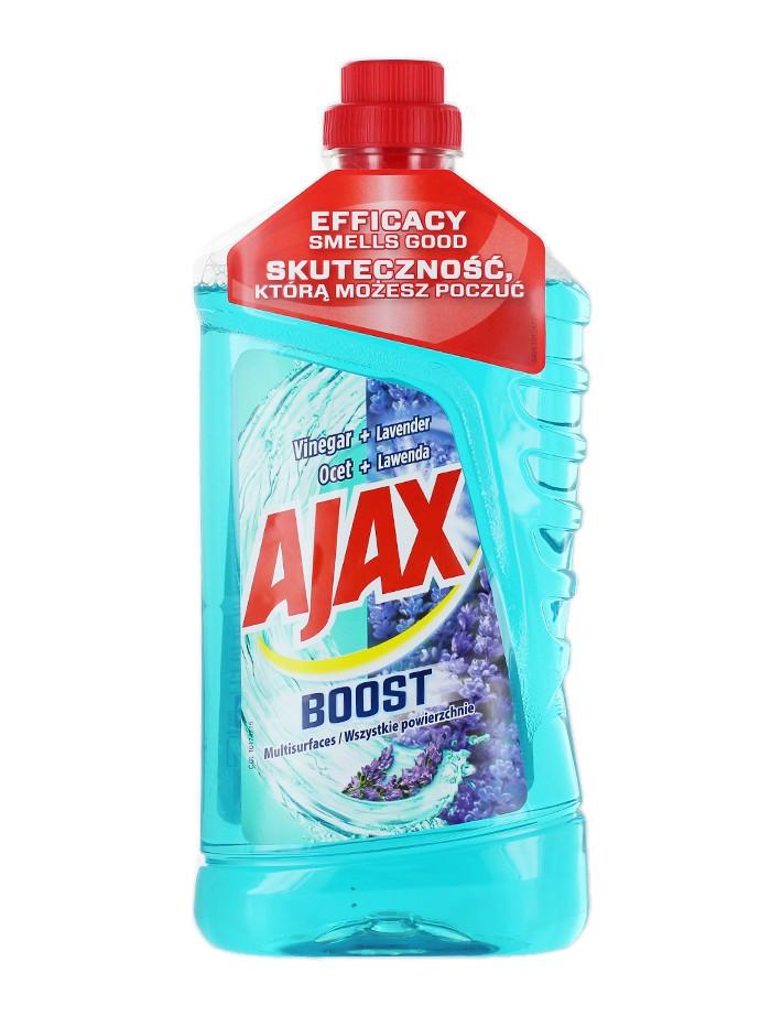 Ajax Detergent Pardoseli 1L Vinegar+Lavender imagine produs