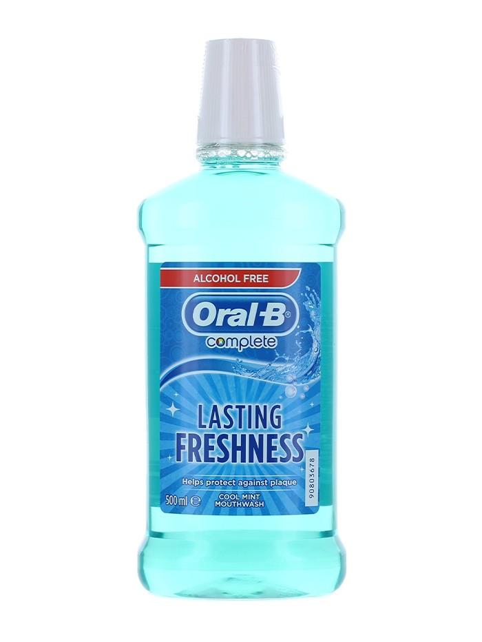 Oral-B Apa de gura 500 ml Lasting Freshness imagine produs